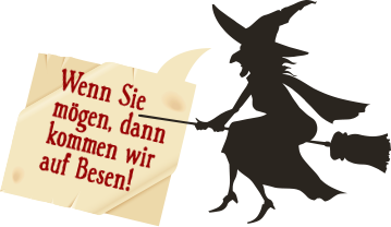 Frauenchor Penzlin - Hexe