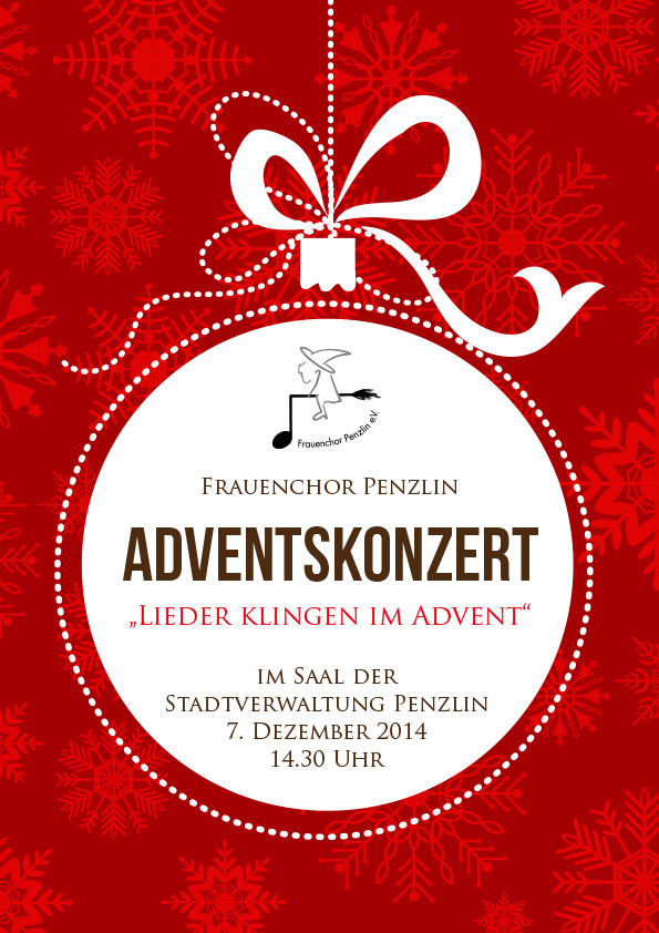 Frauenchor Penzlin - Adventskonzert in Penzlin