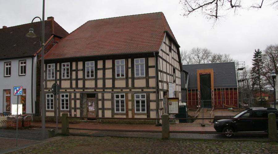 Frauenchor Penzlin - Eröffnung Voß-Haus Penzlin