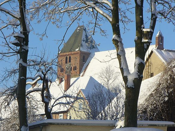 Frauenchor Penzlin - Weihnachtskonzert Kirche Penzlin