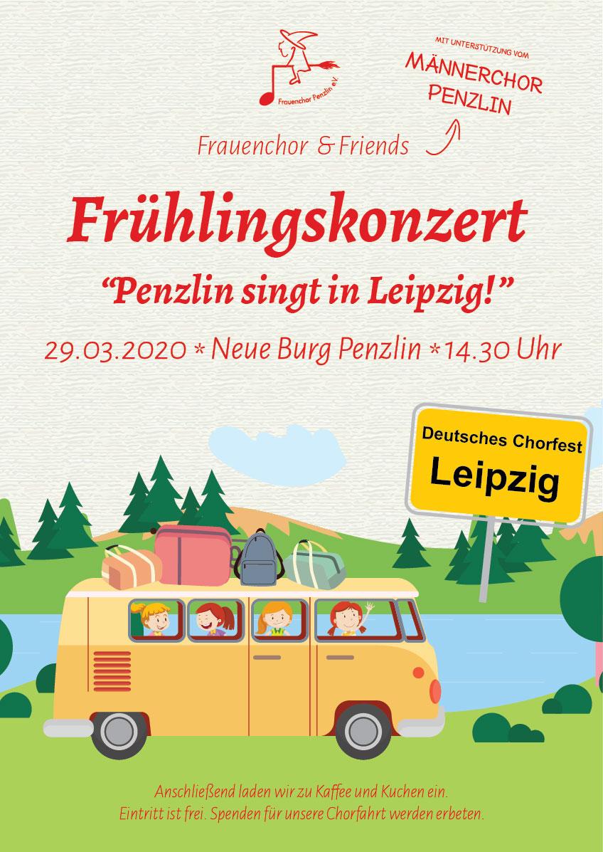 Frauenchor Penzlin - Frühlingskonzert Penzlin